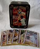Metallic Impressions - Cooperstown Collection - 5 Embossed Metal Collector Cards - Willie Mays