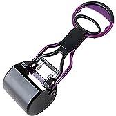 [ELEEJE] 【 清潔 便利 】 手が 汚れない フン キャッチャー 28cm 犬 散歩 マナー エチケット コンパクト 糞 処理 デザインがかわいい 簡易 ゴミ袋 セット(デザインA)