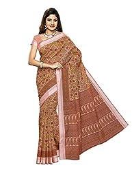 Suhanee Cotton Saree (Suhagan - 1007 _Pink)