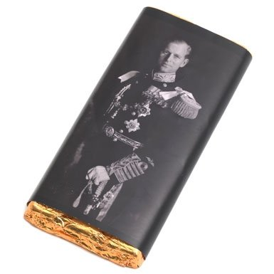 Prince Philip Milk Chocolate (100g)