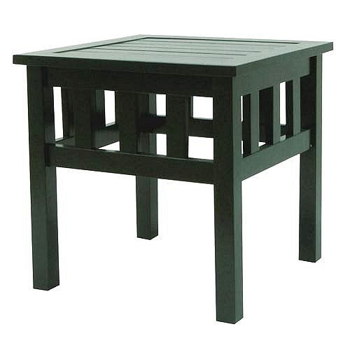 Cheap Carolina Cottage Green Finish Occasional End Side Table (RK400)