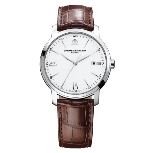 Baume & Mercier Men's 8687 Classima Swiss Quartz Watch