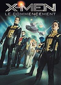 X-Men First Class Le Commencement