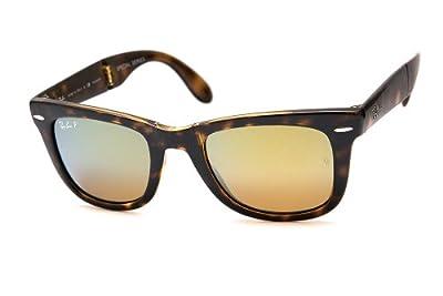 Ray-ban Folding Wayfarer Rb4105 Sunglasses 710/4s 50