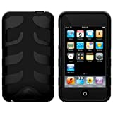 SwitchEasy RebelTouch for iPod  touch 2G/Black - Special Pack (PleiadesDirect限定品)
