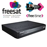 Humax HB-1000S HD TV Freesat Receiver with Free Time (requires Satellite dish)