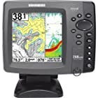 Humminbird 407950-1CHO 788ci HD Combo CHO Marine GPS Navigator - 5 - 256 Colors (8-bit) - Sonar Detector Fish Finder