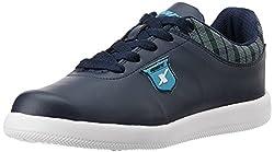 Sparx Men's Navy Blue Sneakers -7 UK