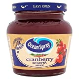 Ocean Spray Cranberry Smooth Sauce 250g