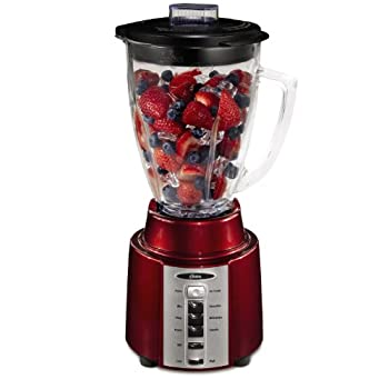 Ideal for frozen beverages, dips, sauces, smoothies, soup, and nuts. view larger     Sharp, stainless-steel, ice-crushing blade.  view larger     All-metal drive system for long-lasting durability.  view larger     6-cup dishwasher-safe glass jar...