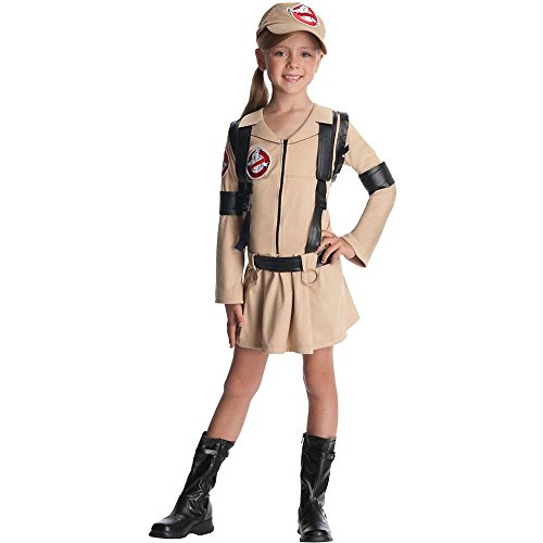 Ghostbusters Girl Deluxe Kids Costume