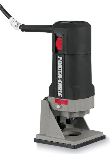 New PORTER-CABLE 7310 5.6 Amp 3/4-Horsepower Laminate Trim Router