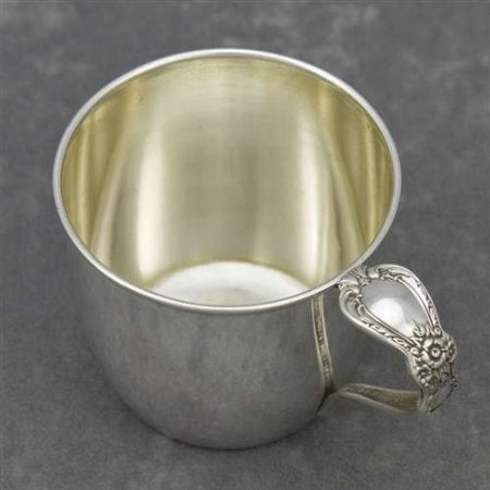 Heritage by 1847 Rogers, Silverplate Baby Cup