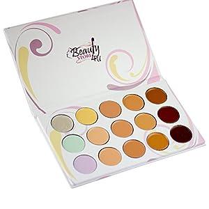 Concealer Palette Abdeckcreme 15 Farben Gesicht Make up - CorrectME Camouflage