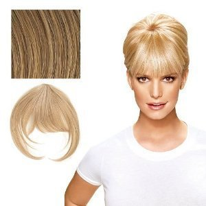 Hairdo Clip-In Bangs by Jessica Simpson and Ken Paves (Buttered Toast)
