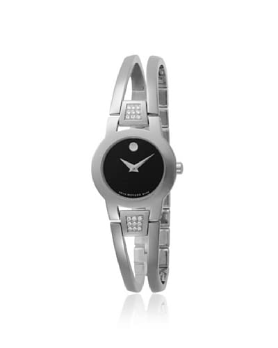 Movado Women's 604982 Amorosa Diamond Bangle Watch
