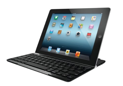 Logitech Ultrathin Keyboard Cover for iPad 2, iPad 3 and iPad (4th Generation) - Black