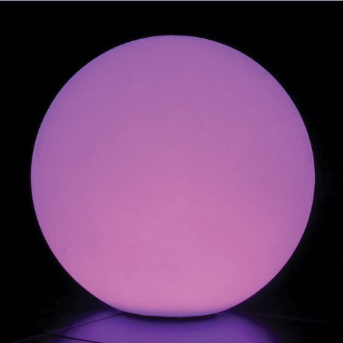 Main Access 131789 Color Changing Waterproof LED Light - Ellipsis Ball