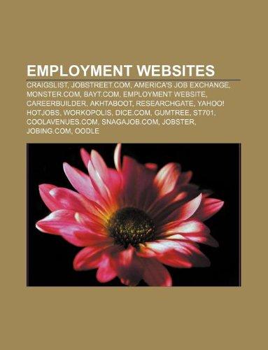 employment-websites-craigslist-jobstreetcom-americas-job-exchange-monstercom-baytcom-employment-webs