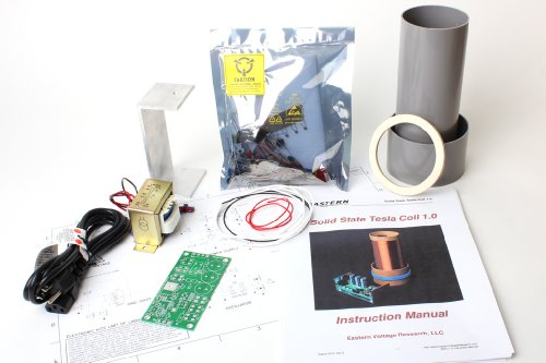 Solid State Tesla Coil 1.0 Kit