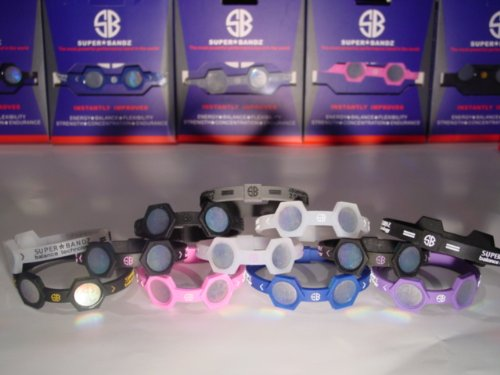 Worlds Strongest Ionic Health Performance, Balance, Energy,strength,endurance, Bracelets