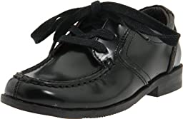 Cole Haan Kids Air Pinch Lace-Up Oxford (Little Kid/Big Kid),Black,4 M US Big Kid
