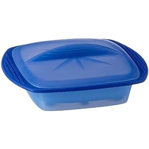 Mastrad f68963 recipiente de silicona para cocinar al - Recipientes de silicona para cocinar al vapor ...