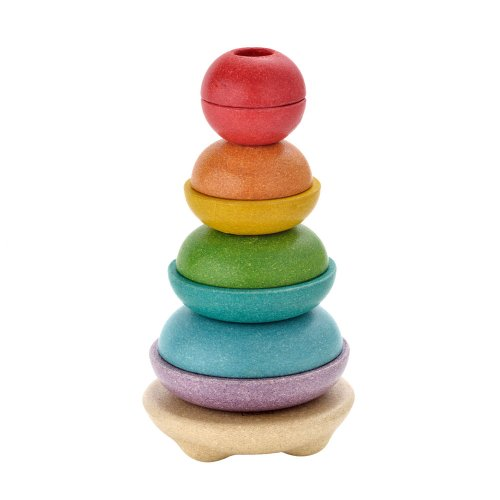 Plan Toys Preschool Stacking Ring