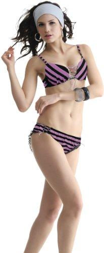 aimerfeel-completo-intimo-donna-black-and-purple-stripe-b