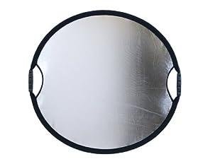 Sunbouncer Sun-Mover silber - Rückseite weiß (nahtlos)