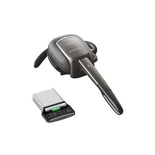 Jabra Supreme Uc Headset With Usb Wireless Dongle And Bluetooth Connectivity