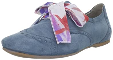 Khrio Women's Mandy Oxford,Blue,36 EU/6 M US