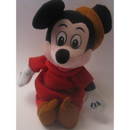 Disney Bean Bag Plush Mickey Brave Little Tailor