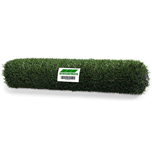 Dog patch fake grass