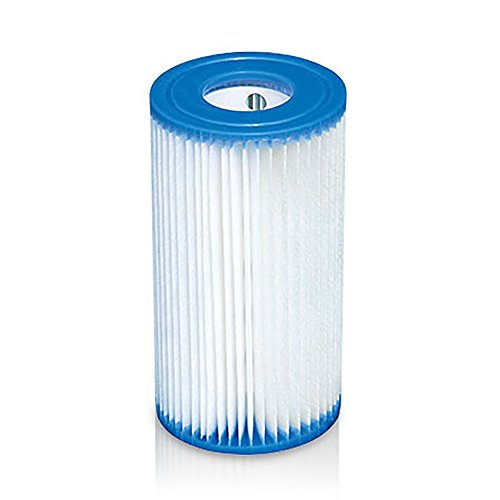 intex type a filter cartridge for pools home garden spa spa accessories spa filters. Black Bedroom Furniture Sets. Home Design Ideas
