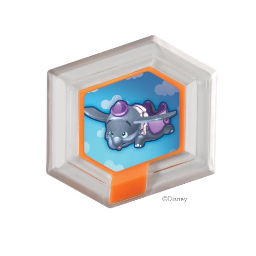 Discount Disney Infinity Rare Dumbo Power Disc