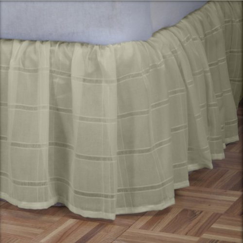 Voile Bed Skirt front-1047116