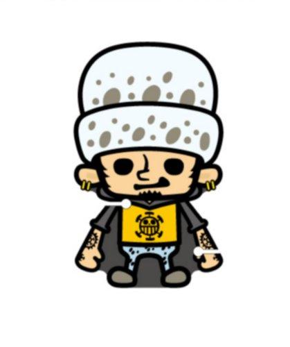 One Piece X Pansonwakusu Earphone Cord Manager New World Henlopen (Japan Import)