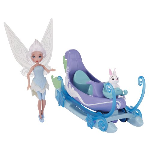 Disney Fairies Periwinkle?s Frosty Sled