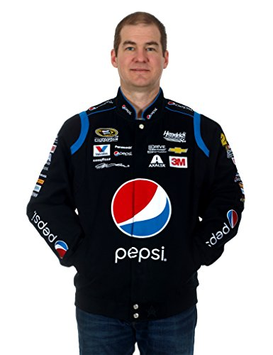 Jeff Gordon Pepsi NASCAR Jacket (Medium)