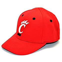 NCAA Cincinnati Bearcats Infant One-Fit Hat