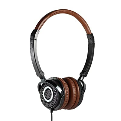 Astrotec AS100 PRO On Ear Foldable Dynamic Noise Isolation Enhanced Bass Retro-Vintage Style Headphone