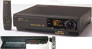 Panasonic Ag-1980 S-Vhs VCR Editor