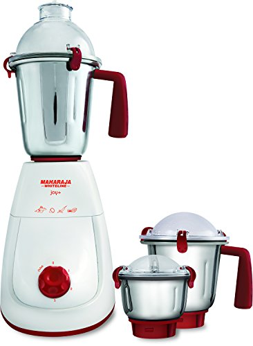 Maharaja Whiteline Joy Plus 600W Mixer Grinder