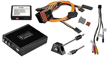 usblogic Pack complet sur Most Base pour Land Rover avec Touch Navigation à partir de 2010incl. P & P Câble.