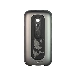 HTC Touch Pro 2 Gray OEM Genuine Verizon Back Cover Battery Door