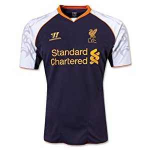 Warrior Liverpool Third Jersey 12 13 by Warrior