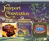Moat On The Ledge + From Cropredy To Portmeirion + Xxxv by Fairport Convention [Music CD]