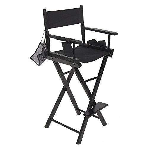 [Makeup Artist Director's Chair Light Weight and Foldable Professional] (Color Guard Costumes Rental)