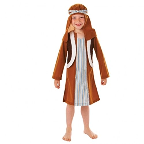 Shepherd Nativity Costumes for Fancy Dress Costume or Outfit for Christmas theme